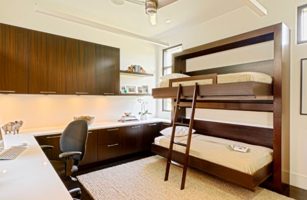 50 Modern Bunk Bed Ideas For Small Bedrooms Decoist 4435473