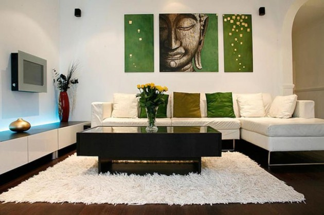Art pieces for living room