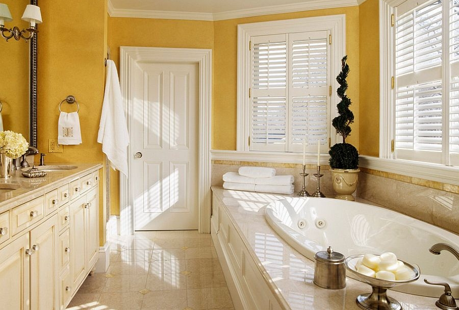 Bathroom colors and designs