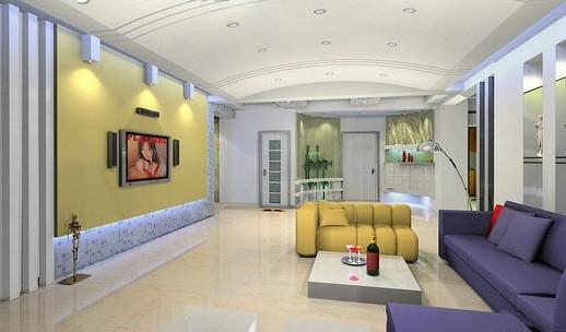 Фото: арочная форма потолка