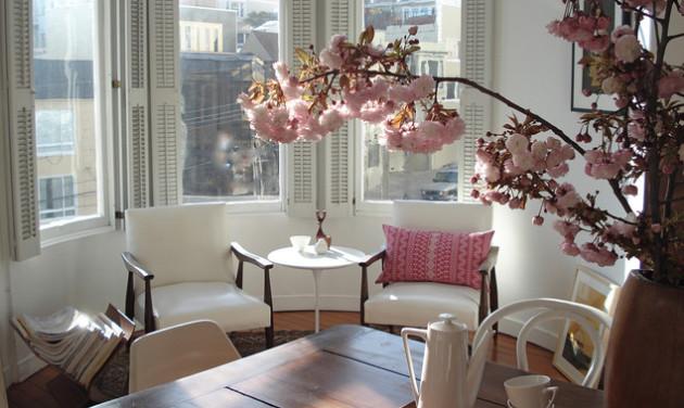 Фото: чайный столик