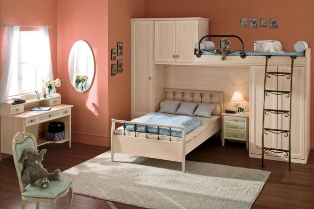 Фото: комната для девочки