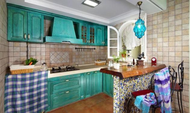 Фото: классическая кухня