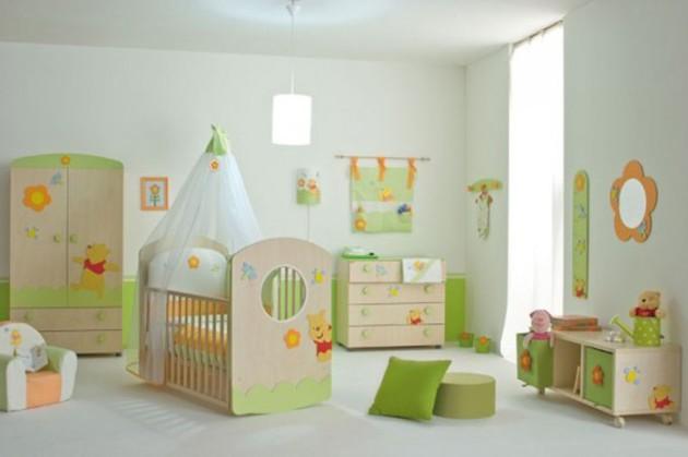 Фото: роспись детской мебели
