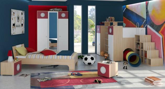 Фото: комната для мальчика