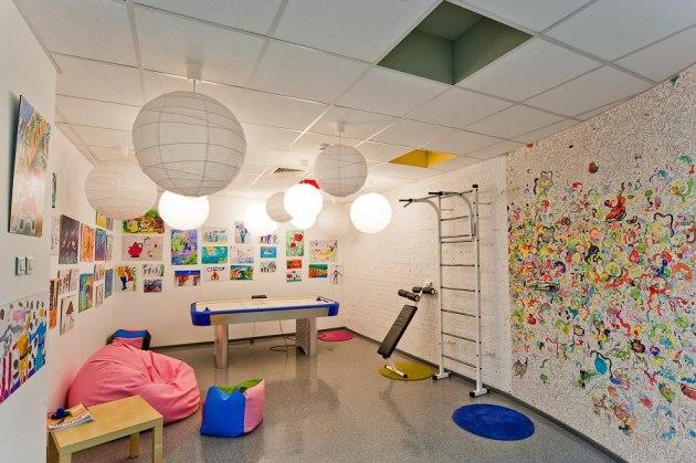 Фото: обои-раскраски станут идеальным решением для творческих малышей