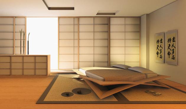 Фото: японский стиль