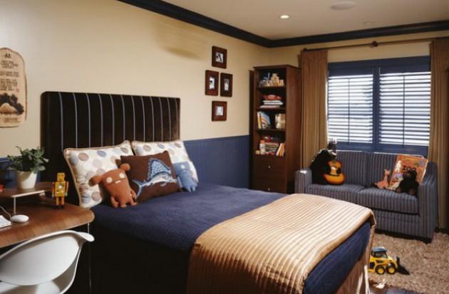 Фото: комната для мальчика-подростка