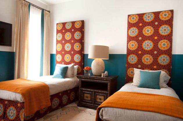 Фото: детская комната в марокканском стиле