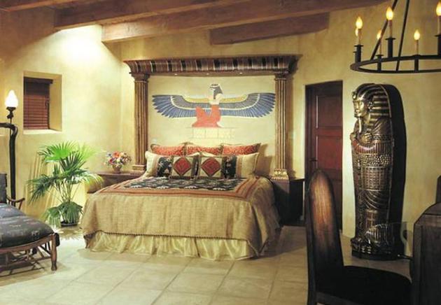 Фото: египетский стиль