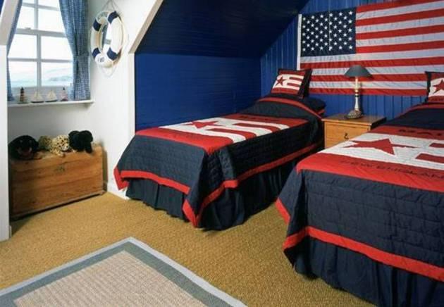 Фото: ковролин в детской комнате
