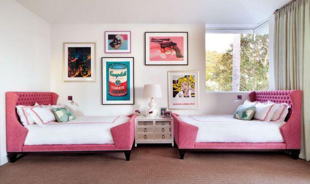 Фото: комната для двоих детей