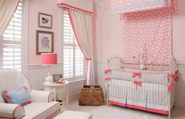 Фото: комната для новорожденного