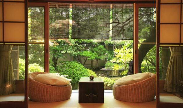 Фото: комната для чайных церемоний в китайском стиле