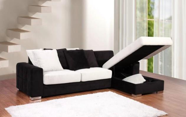 Как органично вписать угловой диван в интерьер гостиной?