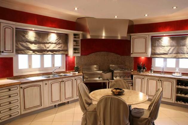 Фото: кухня в арабском стиле