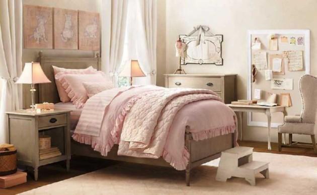 Фото: комната в стиле прованс