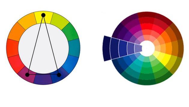 Фото monochromatic и split complements