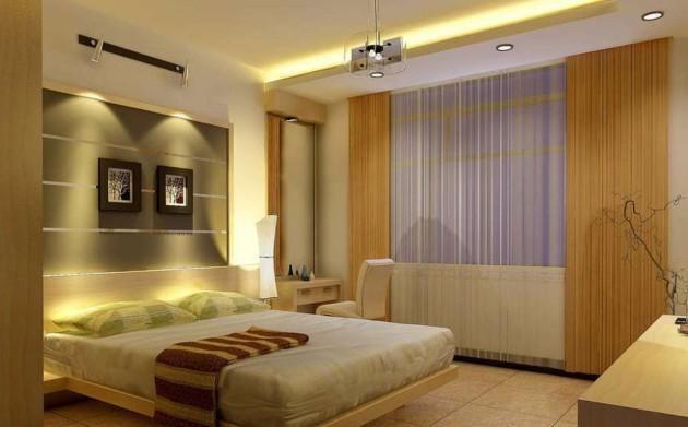 Использование подсветки в интерьере комнаты