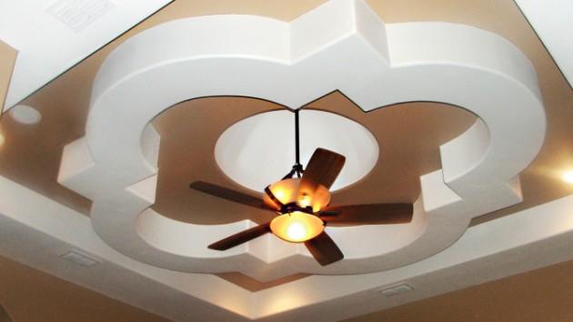 Декор для потолка из гипоскартона