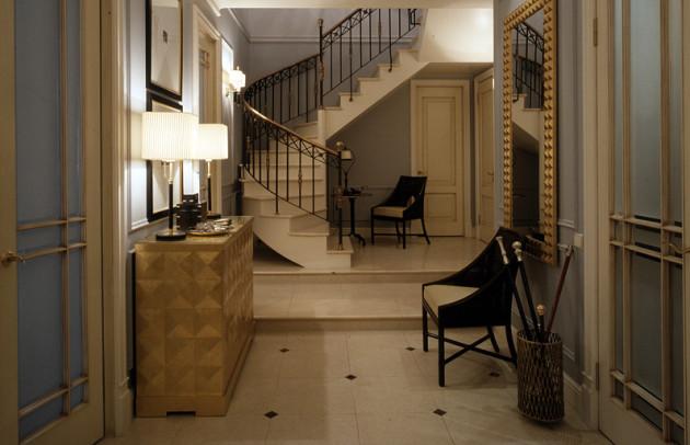 Дизайн прихожей в доме