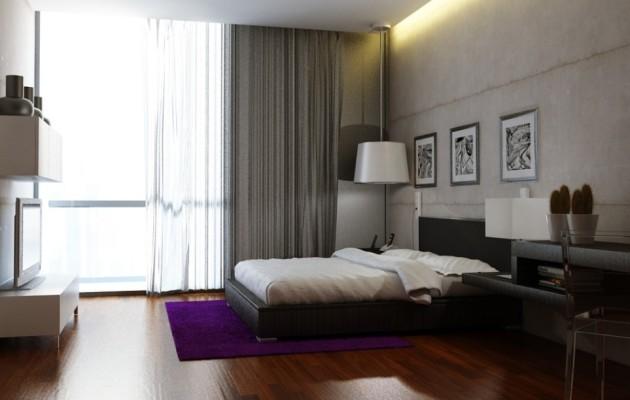 Дизайн спальни 2017 в квартире