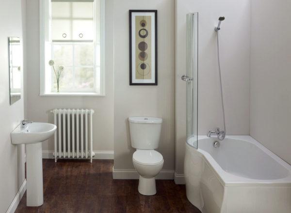Идея современного дизайна ванной