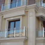 Фасадные молдинги
