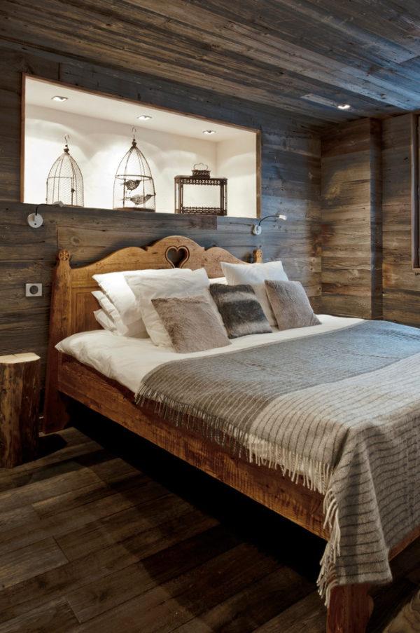 Ниша в спальне