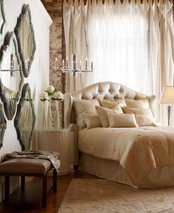 Асимметрия в спальне