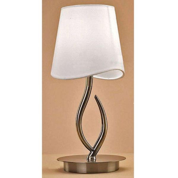 Изящная лампа