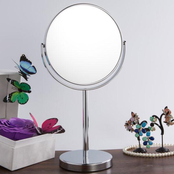 Практичное настольное зеркало