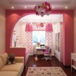 Однокомнатная квартира для семьи с одним ребенком