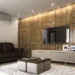 Телевизор и стиль хай-тек