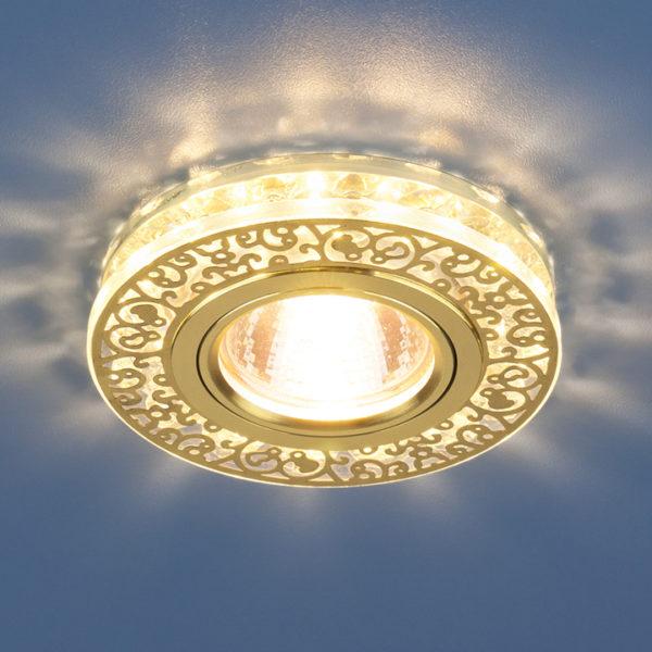 Современный точечный светильник