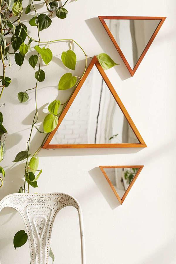 Треугольное зеркало